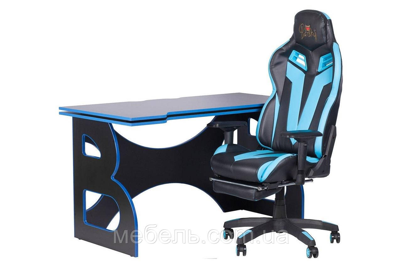 Геймерская станция Barsky Homework Game Blue/Black HG-04/BG-01