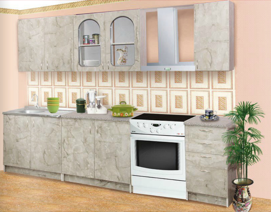 Кухня Глория 2.0 Пехотин