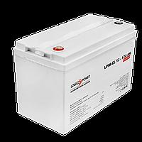 Аккумулятор гелевий LogicPower LPM-GL 12 - 120 AH, фото 1