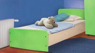 Кровать детская Симба ДСП  Пехотин