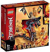 Lego Ninjago Огненный кинжал 70674