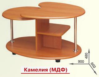 Стол журнальный Камелия Пехотин