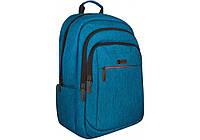 Рюкзак ортопедический ярко синего цвета OPTIMA 97484