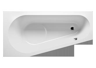 Ванна Riho Delta 160x80 R BB82