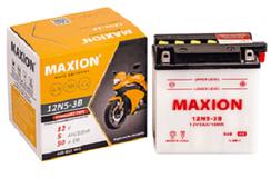 Мото акумулятори MAXION (Китай)