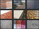 Водовідштовхувальна просочення, гідрофобізатор для тротуарної плитки - 10л, фото 7