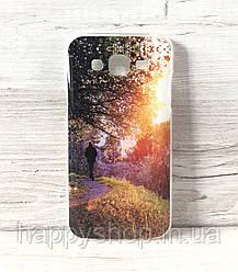 Силиконовый чехол для Samsung Galaxy J5 2015 (J500) (Park)
