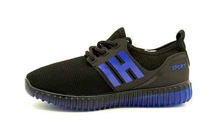 Кроссовки для мальчика со светящейся подошвой Размеры: 30, фото 2