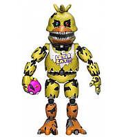 Игрушка фигурка Пять ночей с Фредди Кошмарная Чика Funko Five Nights at Freddy's - Nightmare Chica, фото 1