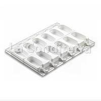 Силиконовые формы для десертов SILIKOMART CLASSIC GEL01 (12 ячеек, объем=1080 мл), фото 1