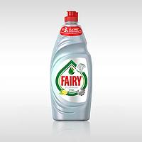 Средство для мытья посуды Fairy Platinum Лимон и лайм