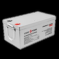 Аккумулятор мультигелевий AGM LogicPower LPM-MG 12 - 250 AH, фото 1