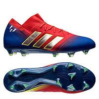 520191ad Бутсы Adidas Nemeziz Messi 18.1 FG, Adidas, Мужская, 39, FG копочки,