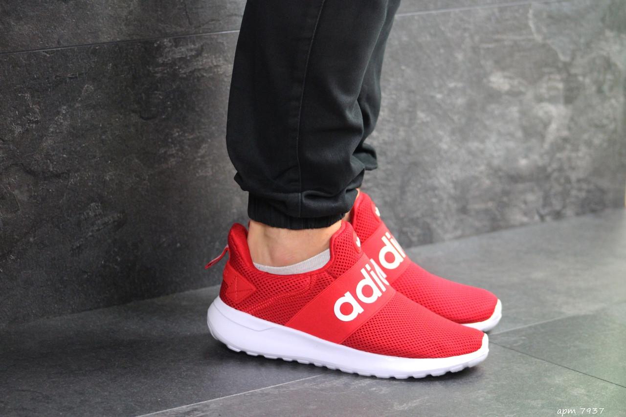 Мужские кроссовки Adidas (красные)