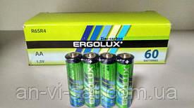 Батарейка Ergolux AA R6 (R6SR4) 1.5 V