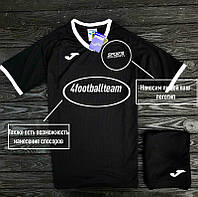Футбольная форма Joma ACADEMY Black