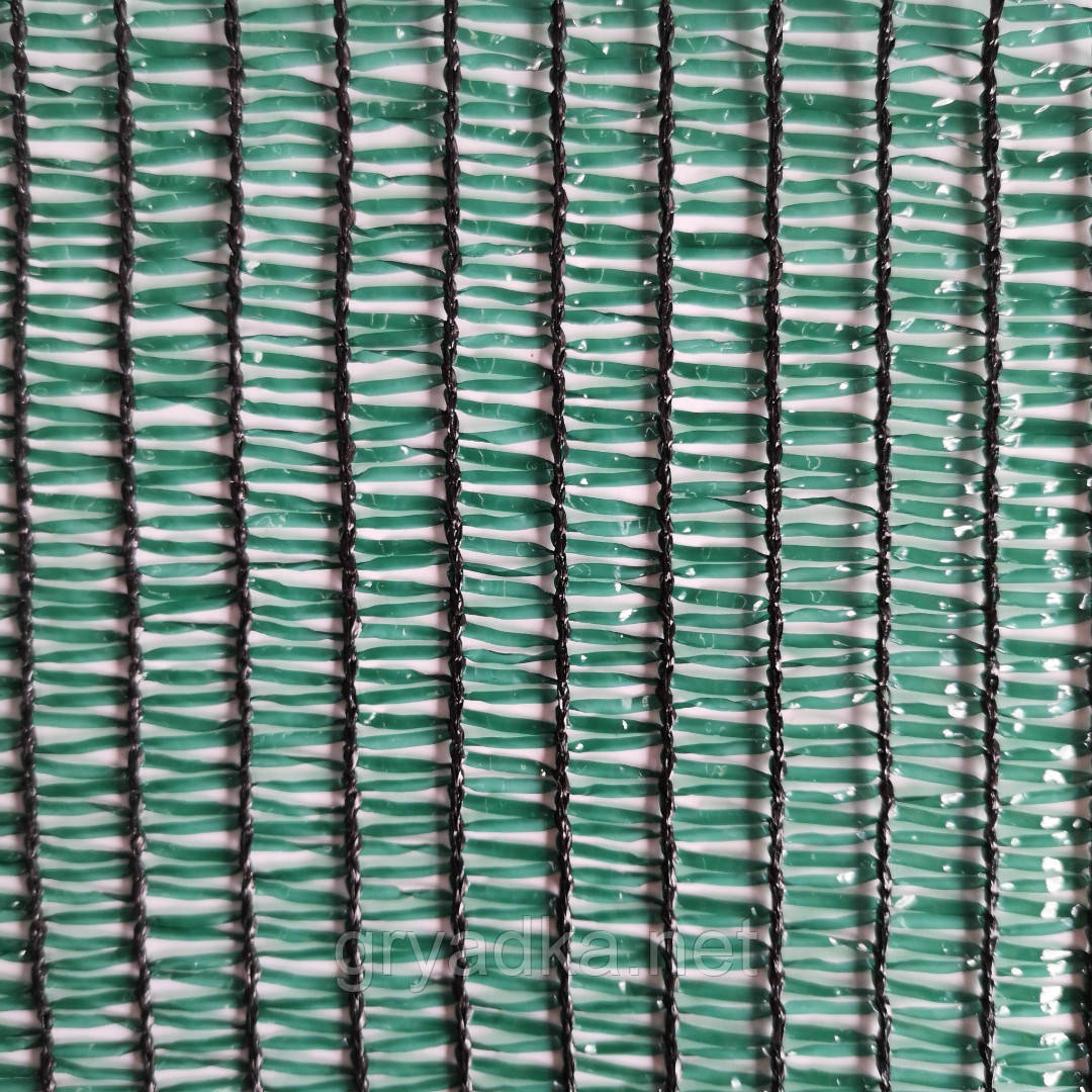 Сетка затеняющая Karatsiz 50% 4х50 м зеленая Греция