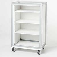 Bentlon Cabinet Silver M White