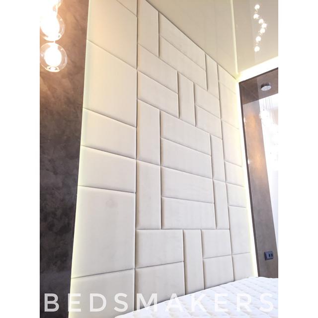 Мягкие стеновые панели, изголовья, декоративные панели из кожи в Одессе