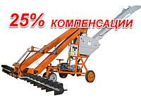 Зернометатель (зернопогрузчик) ЗМ-60 У
