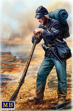 Короткая передышка, после битвы. Серия Гражданской войны в США. 1/35 MASTER BOX 35196, фото 2