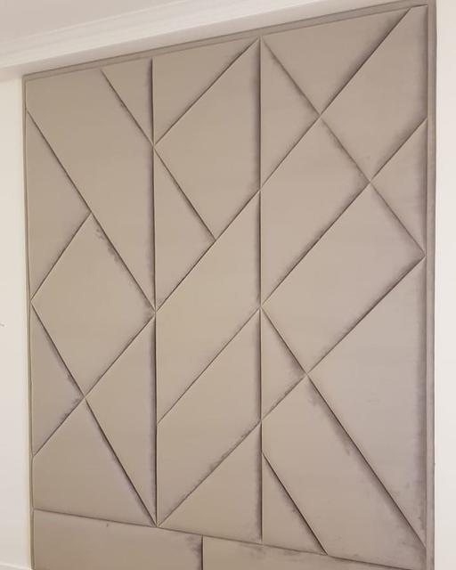Мягкие стеновые плиты, 3D плитка, мягкая плиты-панели в ткани, коже, кожезаменителе