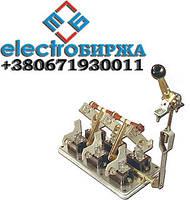 Рубильник РЦ 2 250А, Рубильник РЦ-2 250А, Рубильники РЦ с центральным приводом,