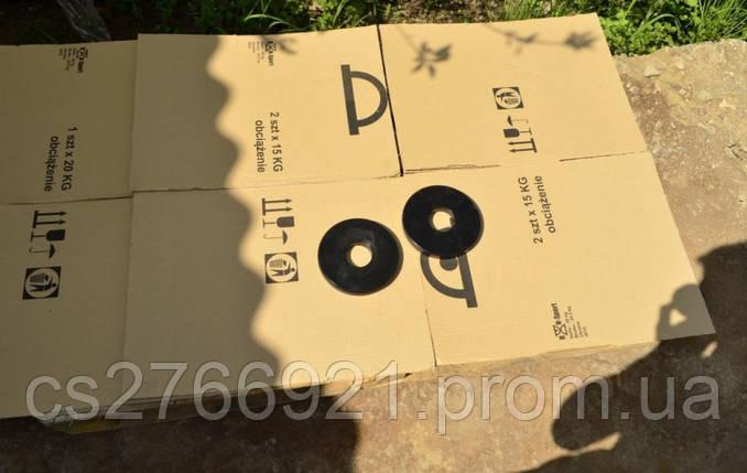 Диск стальной - 51 мм, фото 2