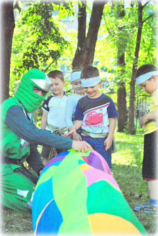 детский праздник с Нинзяго киев ,день рождения с нинзяго киев
