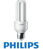 Лампа энергосберегающая PHILIPS Economy Stick 23W WW 220-240 E27