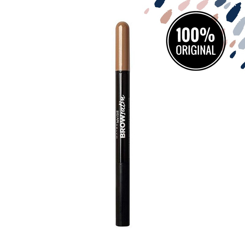 Карандаш-тени MAYBELLINE Brow Satin Duo Pencil