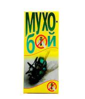 Мухобой 30 гр средство от мух, комаров, ос и тараканов
