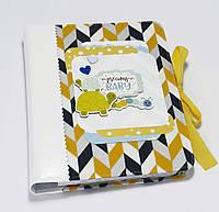 Baby book для хлопчика Наш синочок, ручна робота
