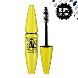 Тушь для ресниц MAYBELLINE Mascara Colossal Volum' Express 100% Black
