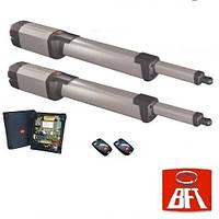 BFT KUSTOS BT A25 kit комплект автоматики для распашных ворот