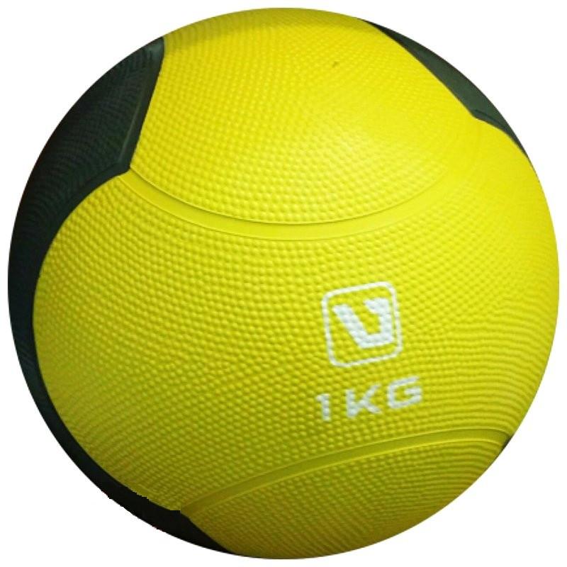 Медбол твердый LiveUp MEDICINE BALL, 1 кг