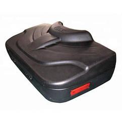 Кофра на передний багажник для квадроцикла из прочного пластика универсальное крепление SD1-F50 50 литров