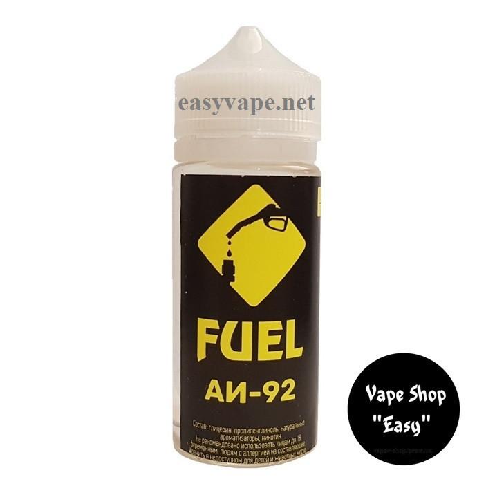 Fuel АИ 92 100 ml Жидкость для электронных сигарет \ вейпа.