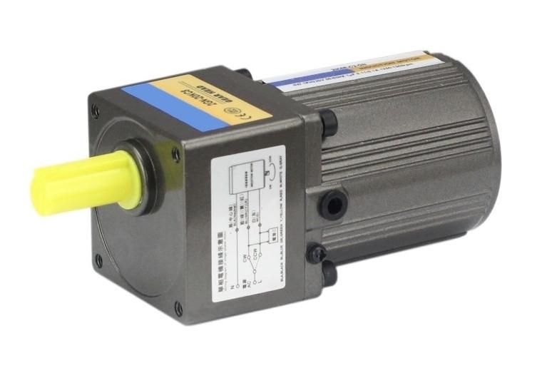 Моторедуктор 3IK15GN-C 3GN200K-C10 для подачи пеллет в горелку и других целей Моторедуктор