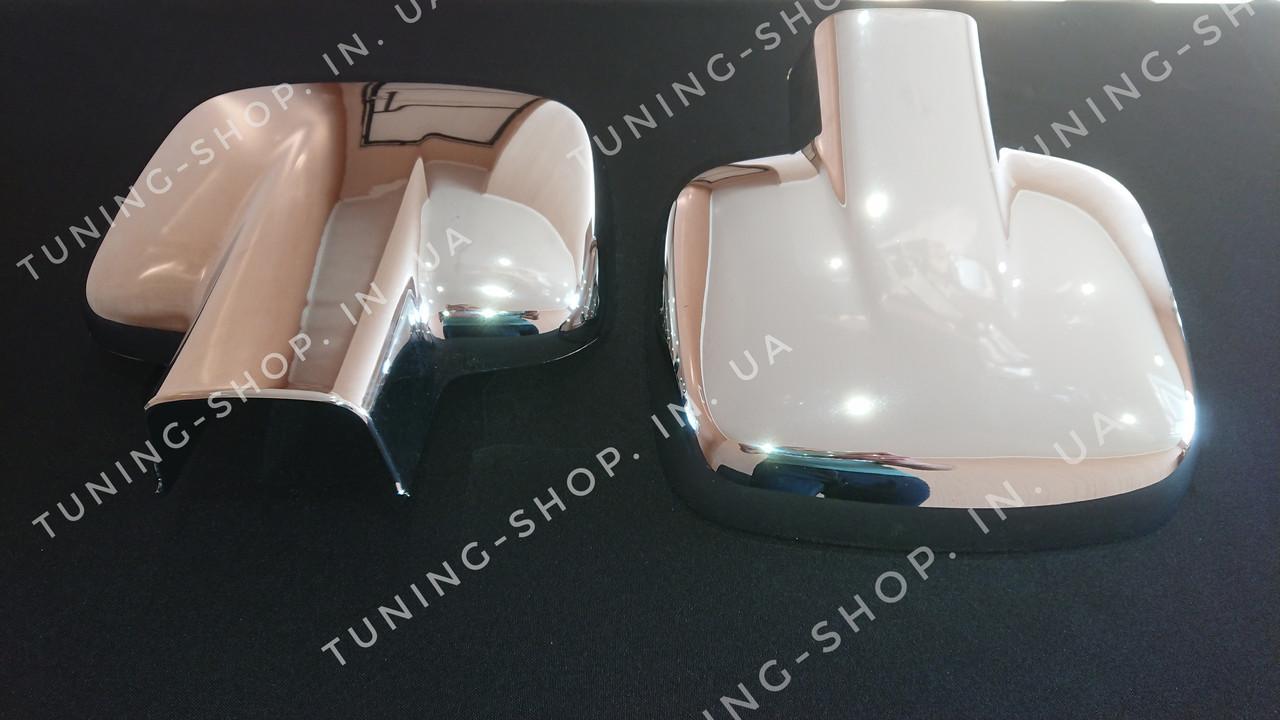 Накладки на зеркала заднего вида Mercedes Vito W638 1996-2003