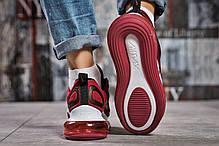 Кроссовки женские Nike Air 720, бордовые (15372) размеры в наличии ►(нет на складе), фото 2