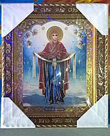 Икона образ Покров Пресвятой Богородицы