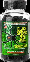 Жироспалювач Cloma Pharma Black Spider 100caps