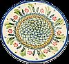 Керамическое блюдо Ø28 August