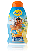 SauBär Schaumbad Pfirsich пенка для купания абрикос 500мл