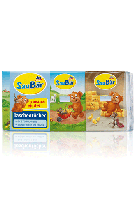 SauBär салфетки арома Taschentücher 48шт
