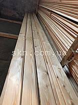 Планкен из  сибирской лиственница 20х95/120/140  сорт АВ, фото 3