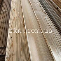 Планкен из  сибирской лиственница 20х95/120/140  сорт АВ, фото 2