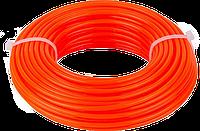 Жилка для триммера, 2,0 мм*15м кругла