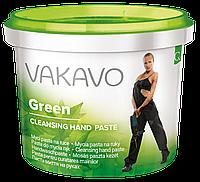 Моющая паста для сильно загрязненных рук CORMEN VAKAVO GREEN 500 г.